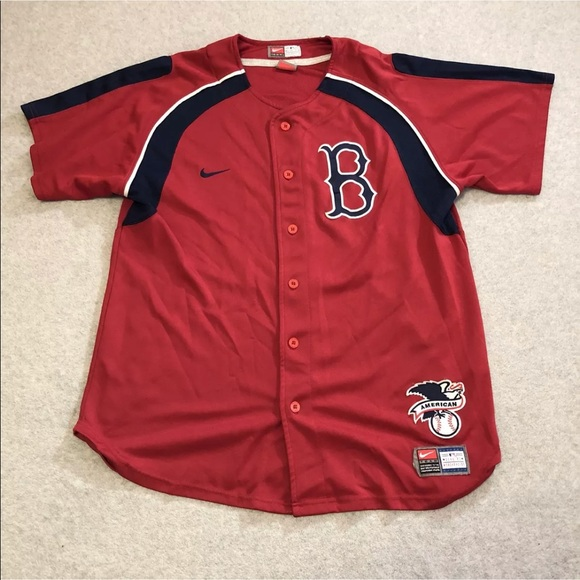 info for d2e1d 6ba3f Nike Team Boston Red Sox Jersey